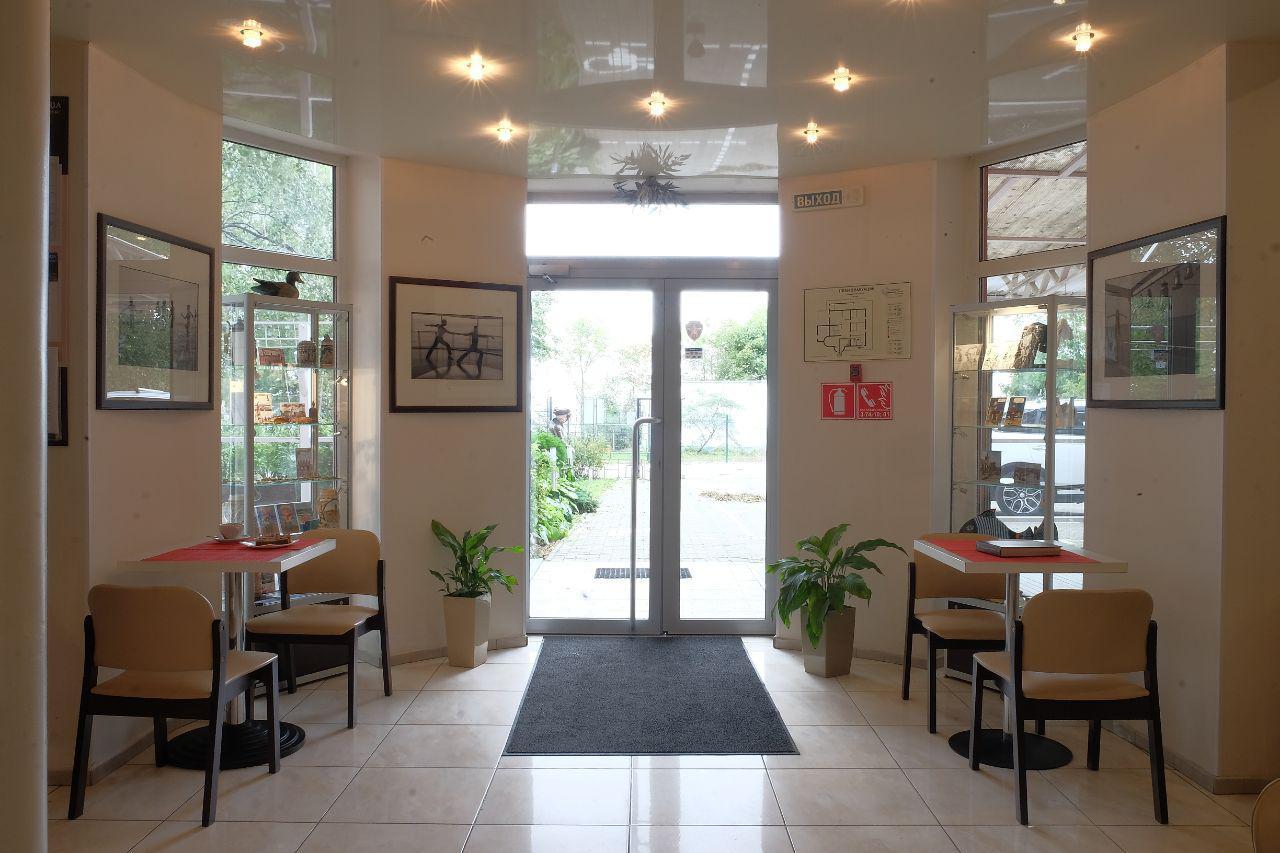 Акватория отель, Aquatoria hotel