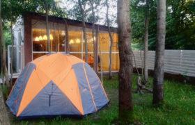 кемпинг Акватория, Aquatoria camping, caravan, трейлер, палатка