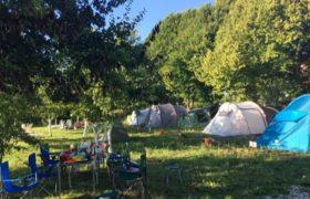 aquatoria camping, акватория кемпинг на берегу Балтийского моря, Янтарный, Калининградская область