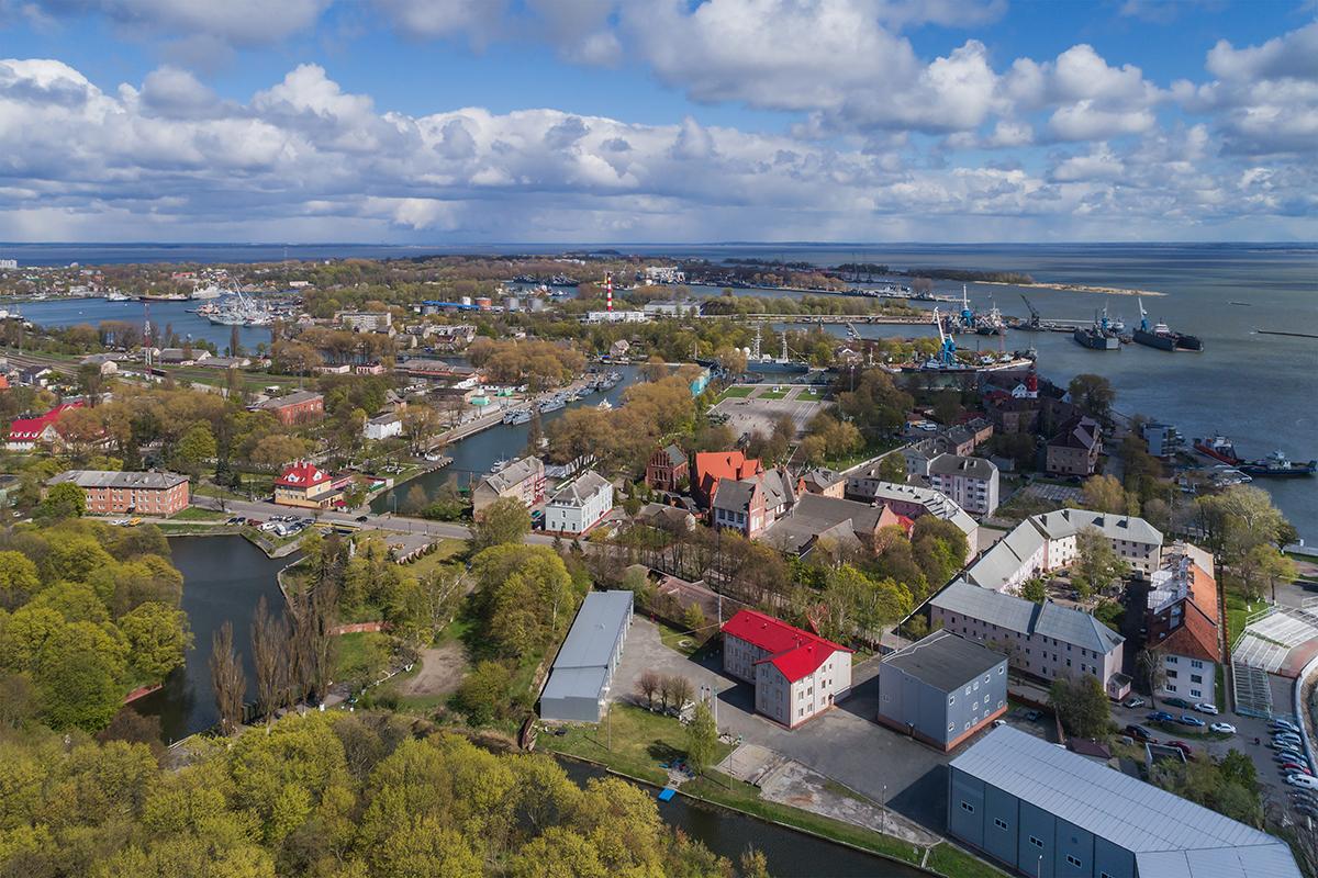 Отель Акватория, индивидуальный тур в Балтийск